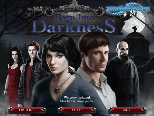 Born Into Darkness
