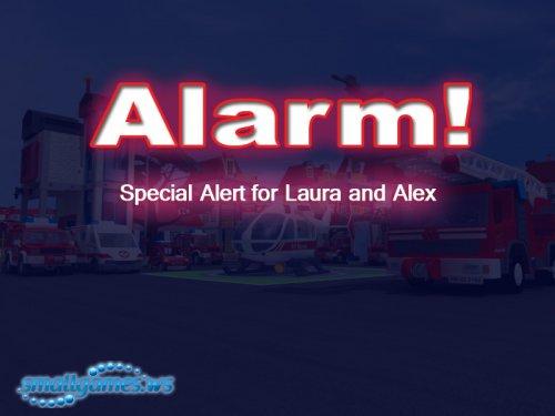 Playmobil Alarm