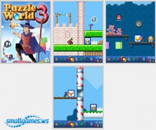 Puzzle World 3/Мир паззлов 3