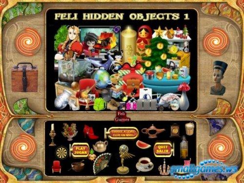 Feli Hidden Objects 1