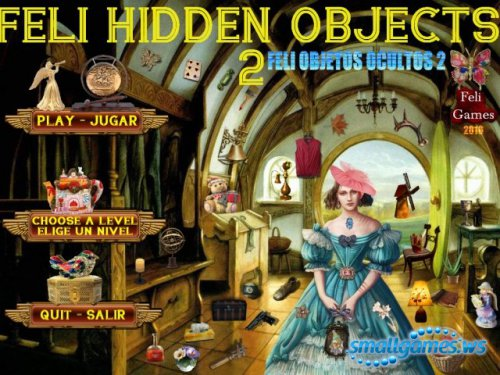Feli Hidden Objects 2