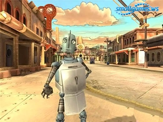 бесплатно скачать игра роботы