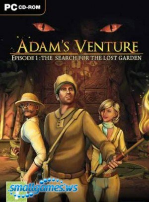 Adams Venture: The Search for the Lost Garden.