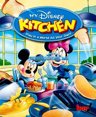 My Disney Kitchen/Моя Кухня