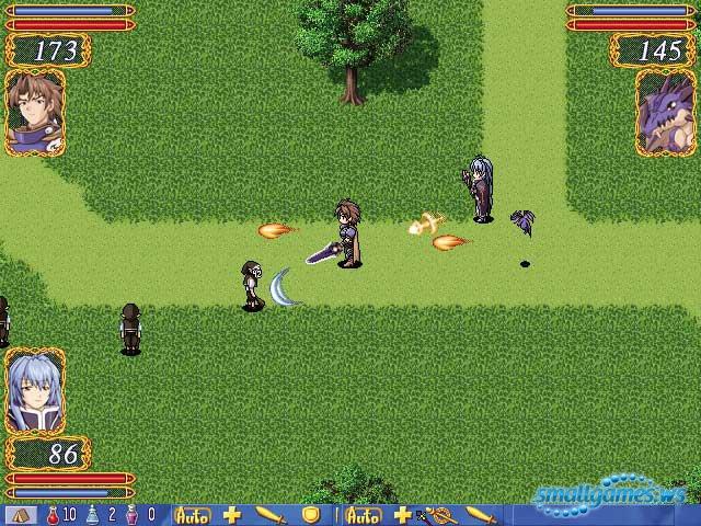 Brave Soul / Рыцарь Любви (Crowd) 2004, Adventure, RPG, Eroge, RUS/ENG