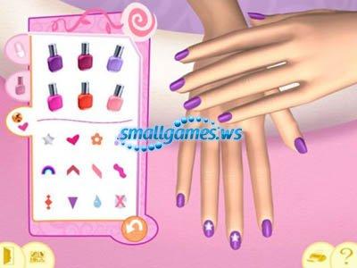 Барби: Салон красоты