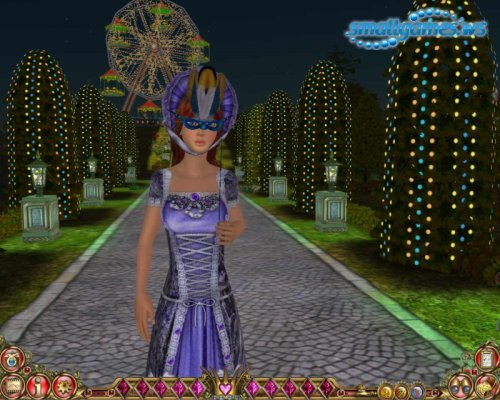 Приключения Принцессы. Парк чудес