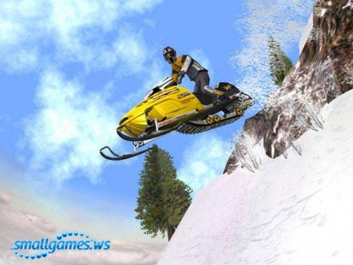 Команда Ski-Doo. Снежный Экстрим