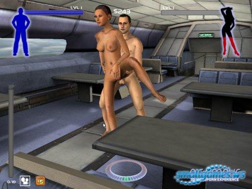 Digamour (3D Киборг Проститутка)(Eng, 18+)