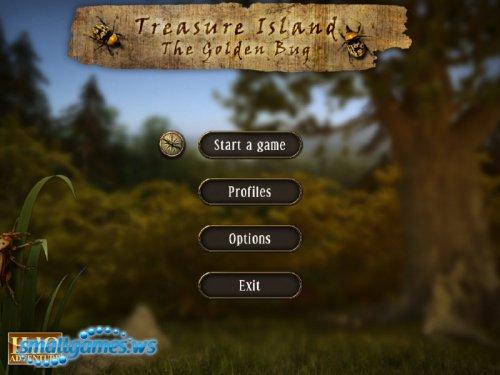 HdO Adventure Treasure Island : The Golden Bug