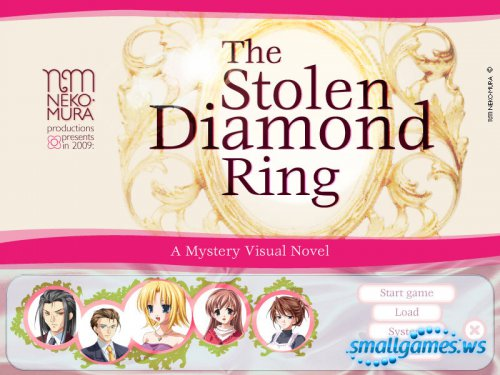 The Stolen Diamond Ring