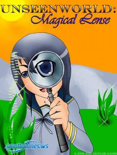 Unseen World: Magical Lense