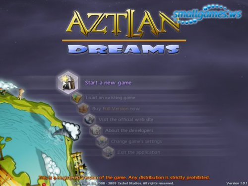 Aztlan Dreams