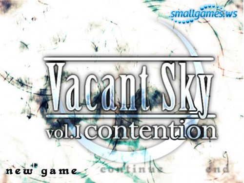 Vacant Sky Vol. 1: Contention - Act I: Shadow and Ashes