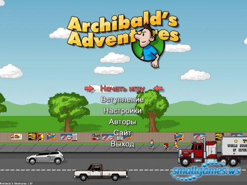 Archibald's Adventures (русская версия)
