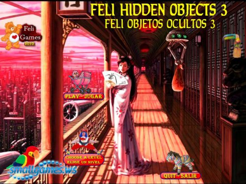 Feli Hidden Objects 3