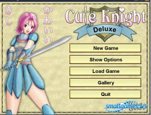Cute Knight Deluxe