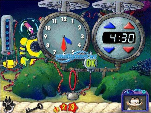 Морские приключения Турру