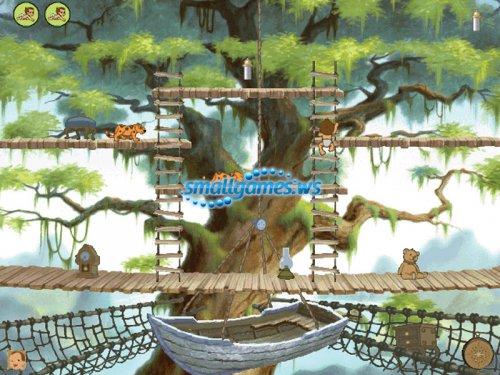 Тарзан. Игры в джунглях