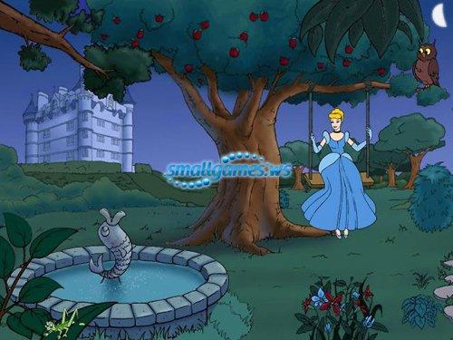 Принцессы. Платье для Золушки.