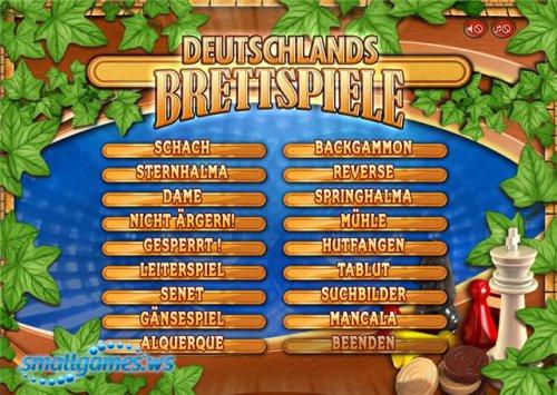 Deutschlands Brettspiele Deluxe (2008) GER