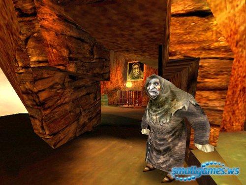 Бесконечная история: В Поисках Волшебного Амулета