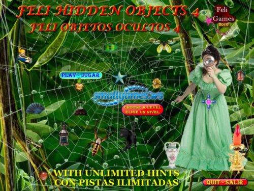 Feli Hidden Objects 4