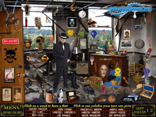 Feli Hidden Objects 4