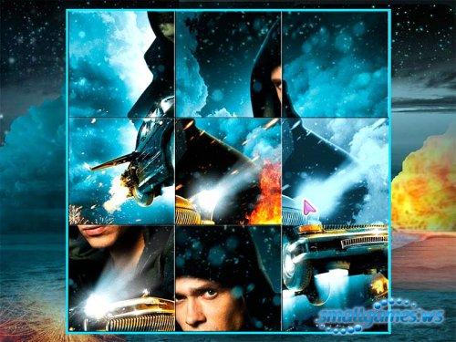 Черная Молния: Приключения Насти