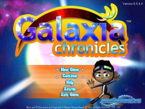 Galaxia Chronicles