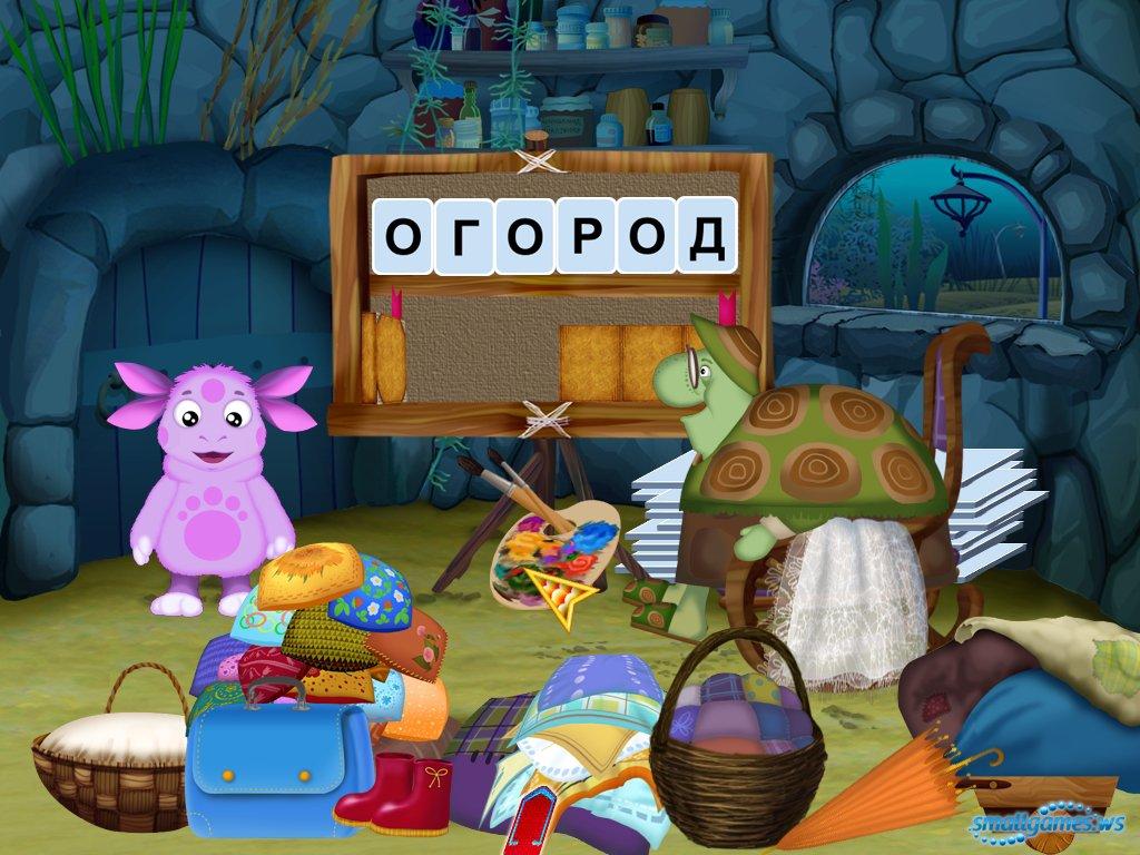 скачать игру лунтик учит русский язык через торрент бесплатно