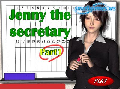 Jenny the secretary (Part 1)