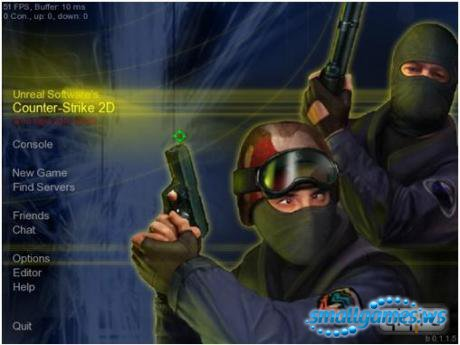 Counter Strike 2D (portable)