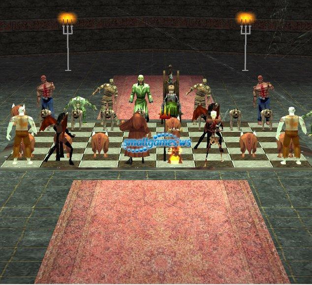 бесплатно скачать анимированные 3d шахматы: