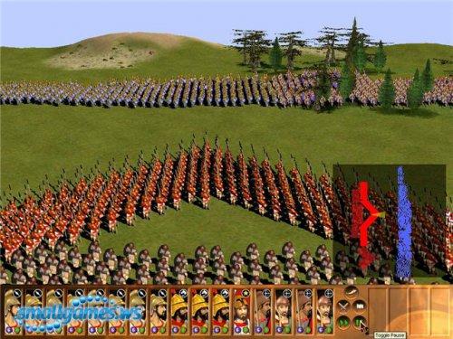 Легион III: Врата Трои