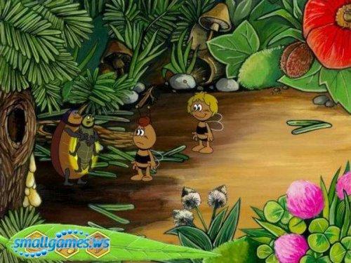 Пчела Майя: Сюрприз ко дню рождения.