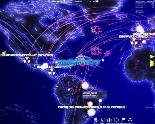 Defcon: Мировая Термоядерная Война