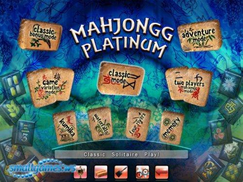 Mahjongg Platinum 4 Deluxe