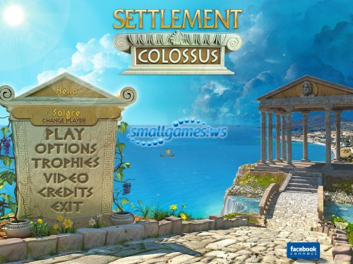 Settlement. Colossus