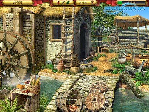 Settlement. Colossus