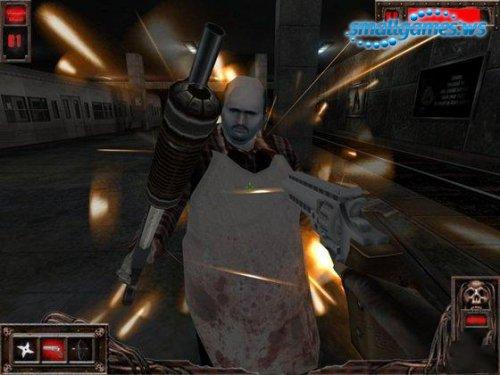 Тень вампира 2: Мститель