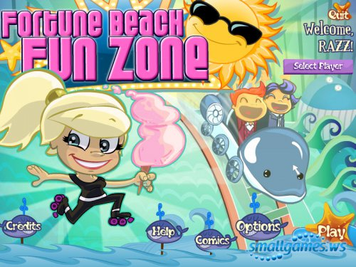 Fortune Beach Fun Zone
