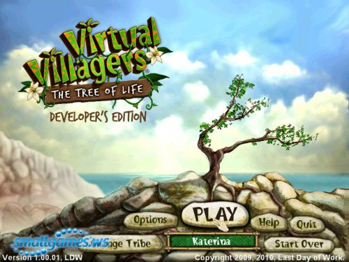 Virtual Villagers 4: The Tree of Life Developer's Edition
