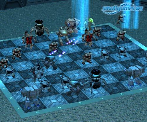 Chess3D v4.0