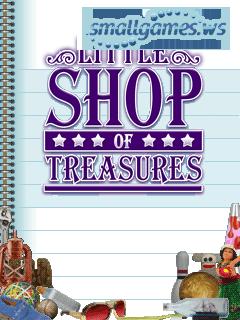 Магазинчик Сокровищ (Little Shop Of Treasures)