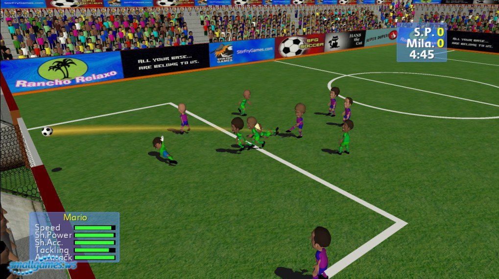 soccer game Learn the official fifa laws of the game, the soccer rulebook authorized annually by the ifab - international football association board.