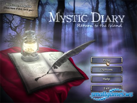 Mystic Diary 2: Return to the Island