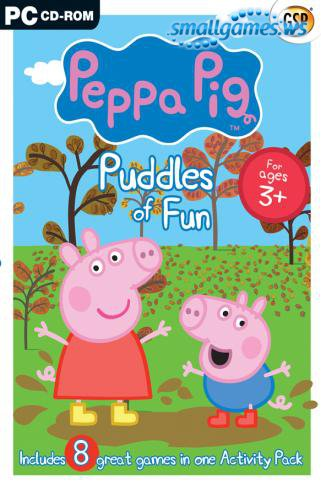 "Peppa Pig ""Puddles Of Fun"""