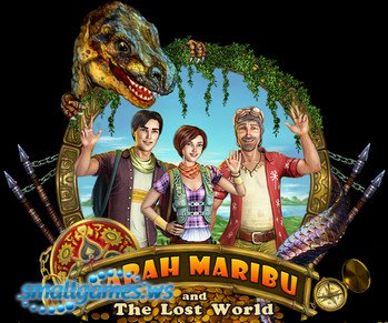 Sarah Maribu and The Lost World (Русская версия)