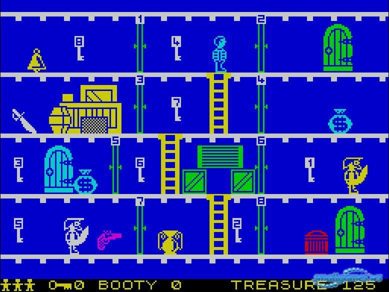 Игра Президент Zx Spectrum